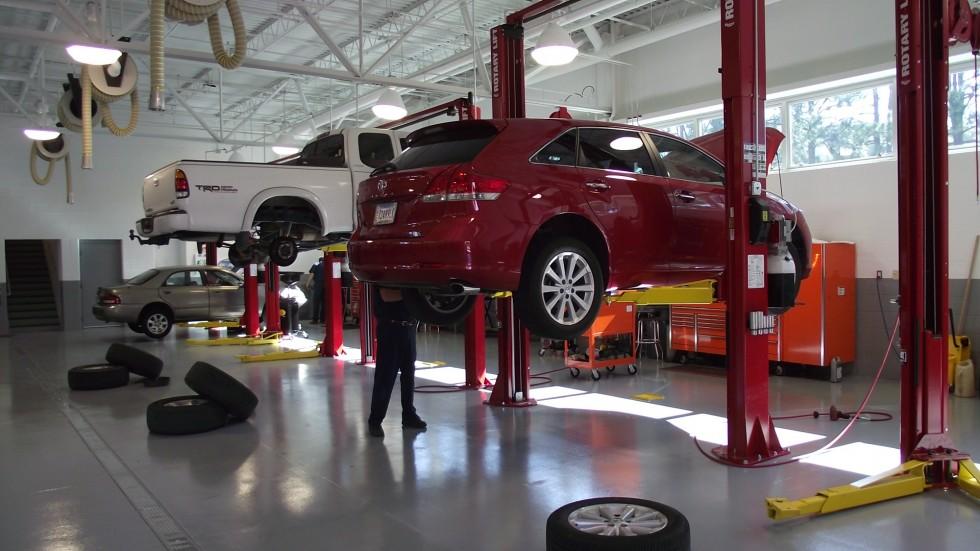 Baby When Choosing a car Repair Center | Epikz